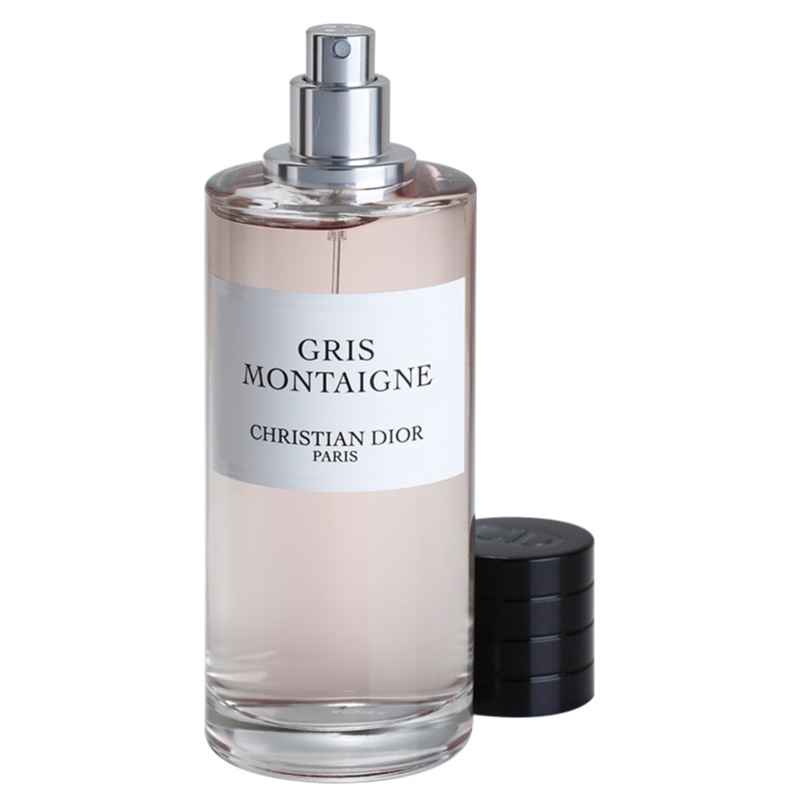 dior la collection priv e christian dior gris montaigne eau de parfum for women 125 ml notino. Black Bedroom Furniture Sets. Home Design Ideas