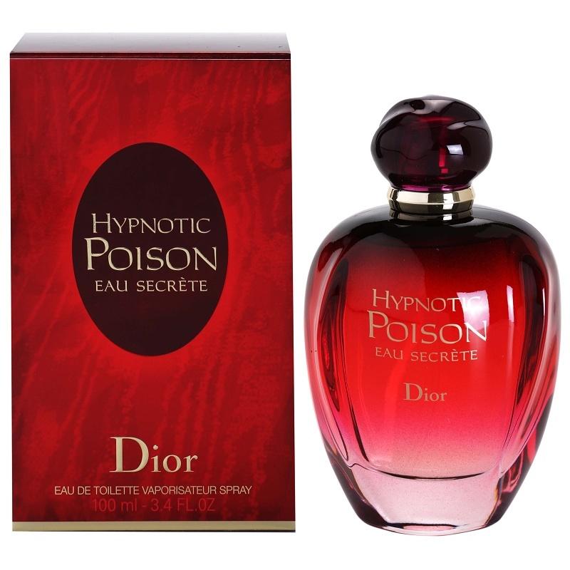 dior poison hypnotic poison eau secrete 2013 eau de toilette per donna 100 ml. Black Bedroom Furniture Sets. Home Design Ideas