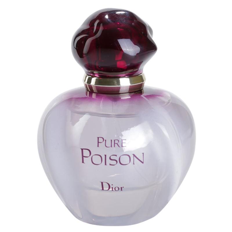Dior poison pure poison eau de parfum pour femme 100 ml for Acheter poison