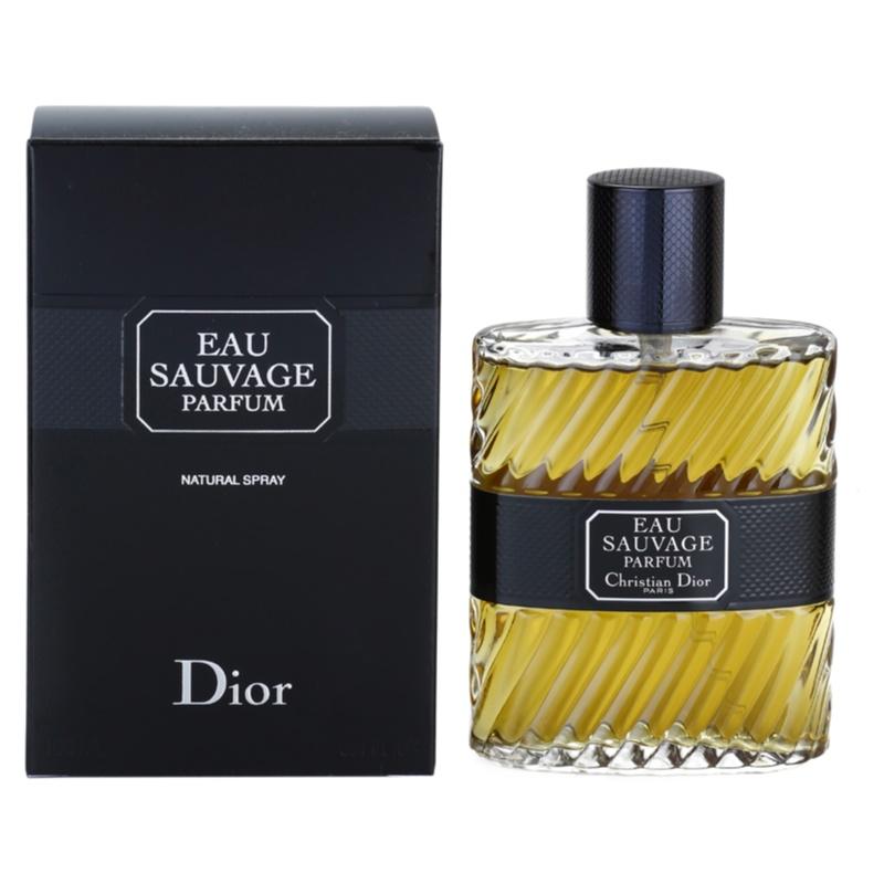 dior eau sauvage parfum 2012 eau de parfum f r herren. Black Bedroom Furniture Sets. Home Design Ideas