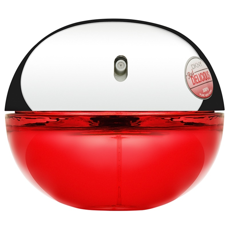 dkny red delicious eau de parfum f r damen 100 ml. Black Bedroom Furniture Sets. Home Design Ideas
