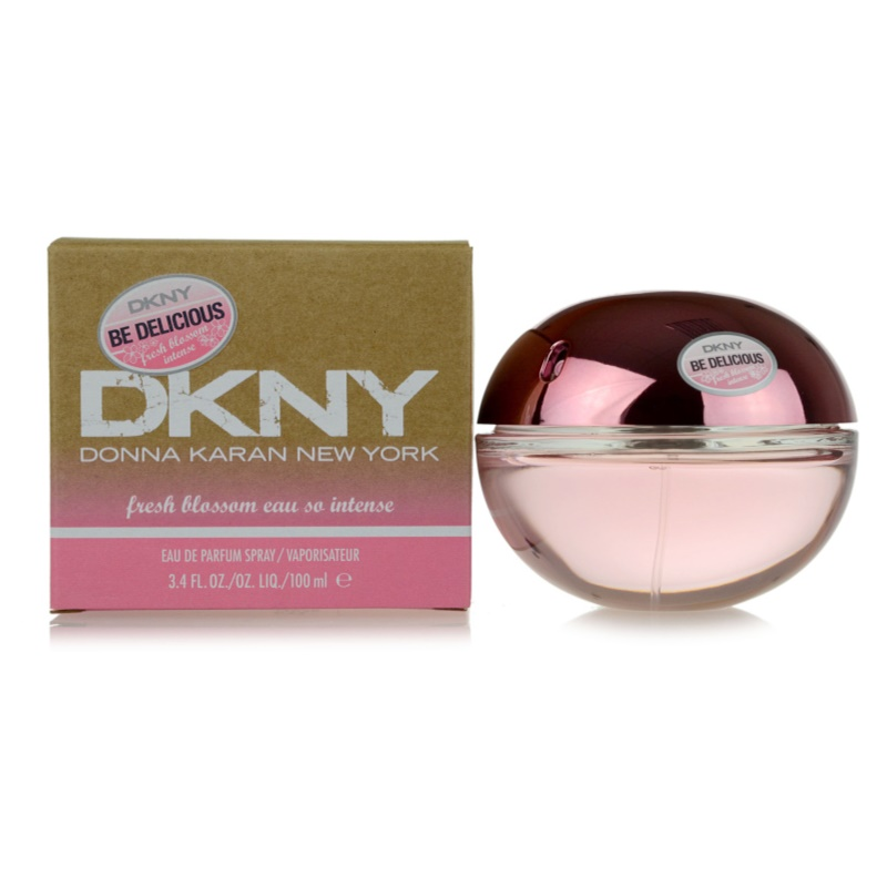 dkny be delicious fresh blossom eau so intense woda. Black Bedroom Furniture Sets. Home Design Ideas