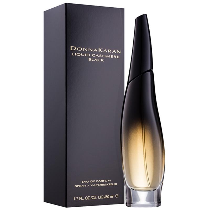 dkny liquid cashmere black eau de parfum f r damen 100 ml. Black Bedroom Furniture Sets. Home Design Ideas