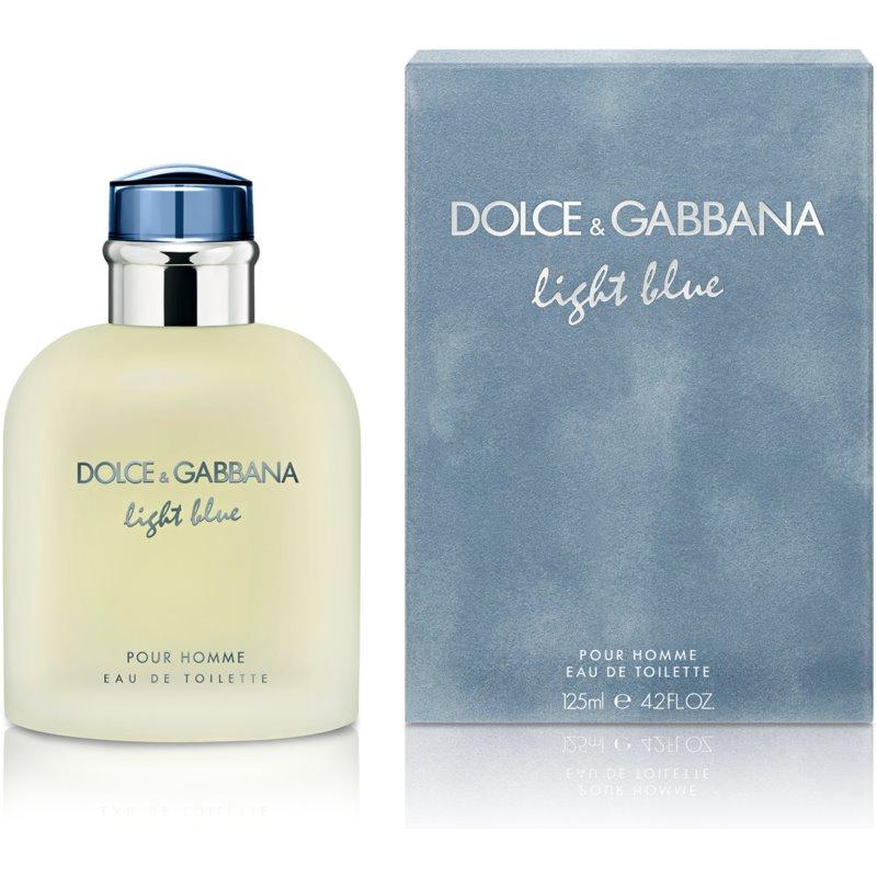 9a51d30a55 Dolce & Gabbana Light Blue Pour Homme, eau de toilette para hombre 125 ml |  notino.es