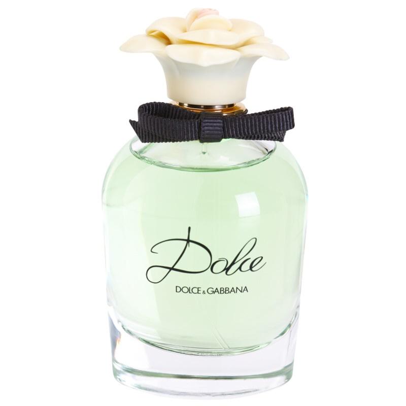 dolce gabbana dolce eau de parfum f r damen 75 ml. Black Bedroom Furniture Sets. Home Design Ideas