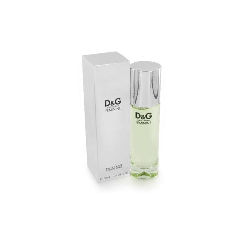 Dolce & Gabbana Feminine, woda toaletowa dla kobiet 100 ml | iperfumy.pl