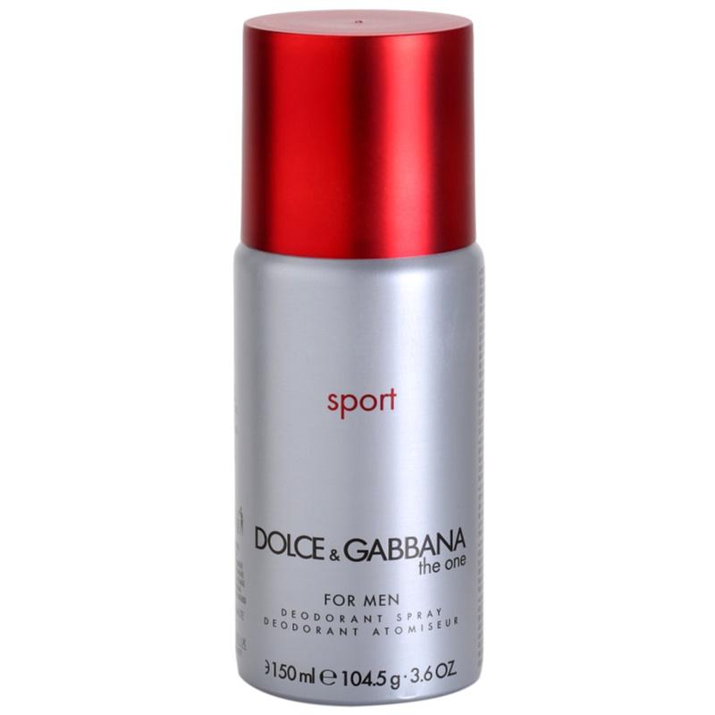3634e65b0e112 Dolce   Gabbana The One Sport desodorante en spray para hombre 150 ml.  desodorante en spray para hombre 150 ml