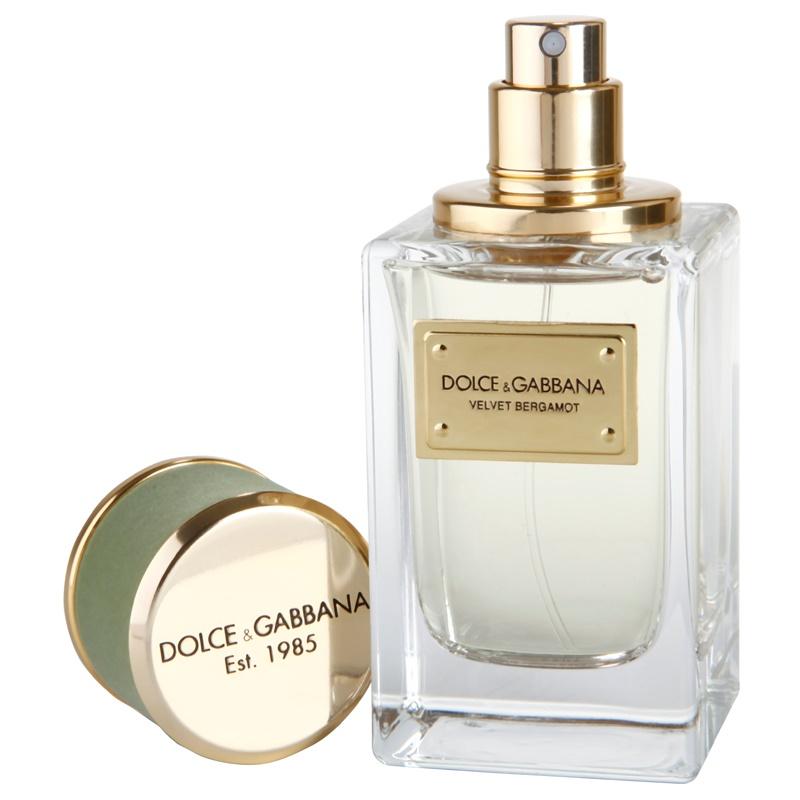 dolce gabbana velvet bergamot eau de parfum f r herren. Black Bedroom Furniture Sets. Home Design Ideas