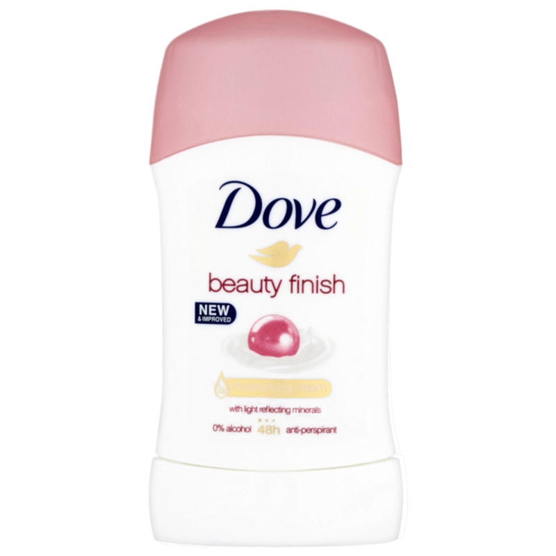 Dove Beauty Finish Spray: DOVE BEAUTY FINISH Antiperspirant 48h