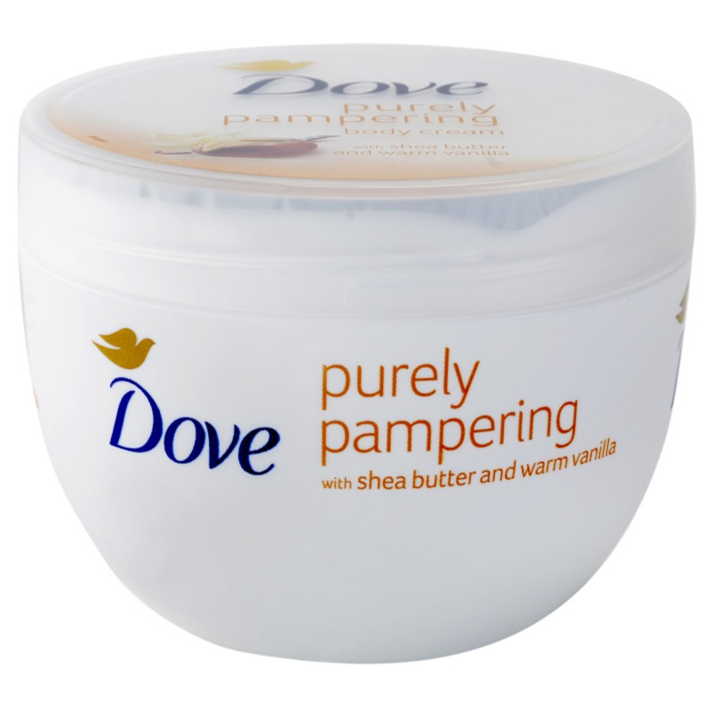 DOVE PURELY PAMPERING SHEA BUTTER Body Cream