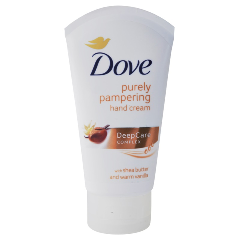 DOVE PURELY PAMPERING SHEA BUTTER Hand Cream
