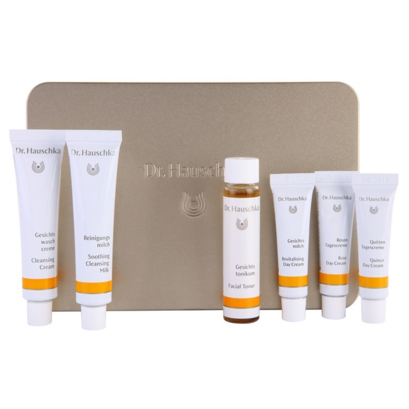 dr hauschka facial care cosmetic set i. Black Bedroom Furniture Sets. Home Design Ideas