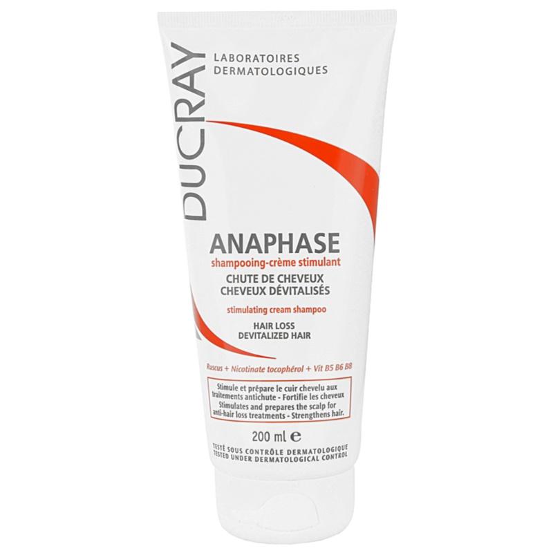 ducray anaphase hair loss shampoo review