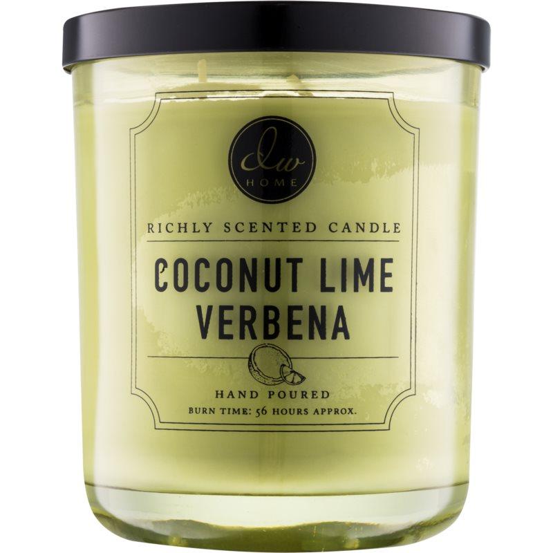 dw home coconut lime verbena bougie parfum e 425 2 g. Black Bedroom Furniture Sets. Home Design Ideas