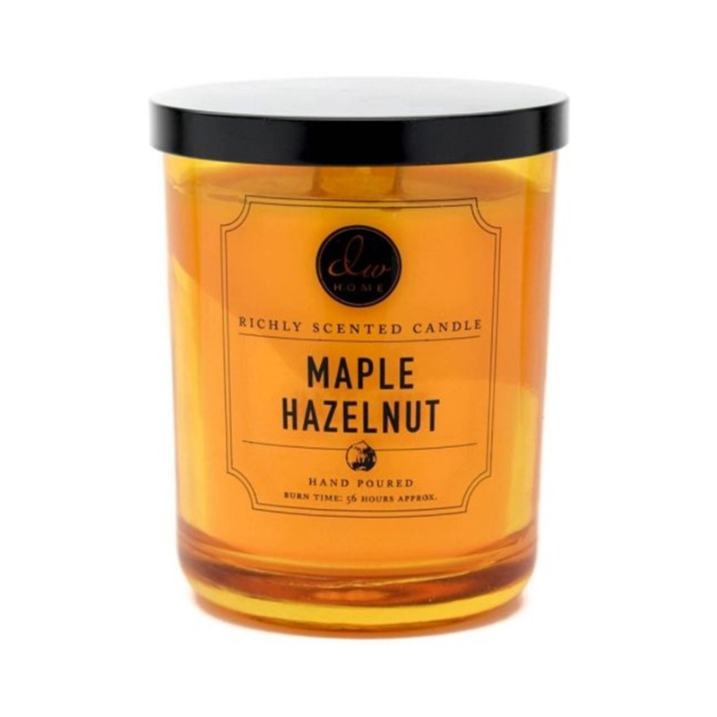 dw home maple hazelnut scented candle 425 2 g. Black Bedroom Furniture Sets. Home Design Ideas
