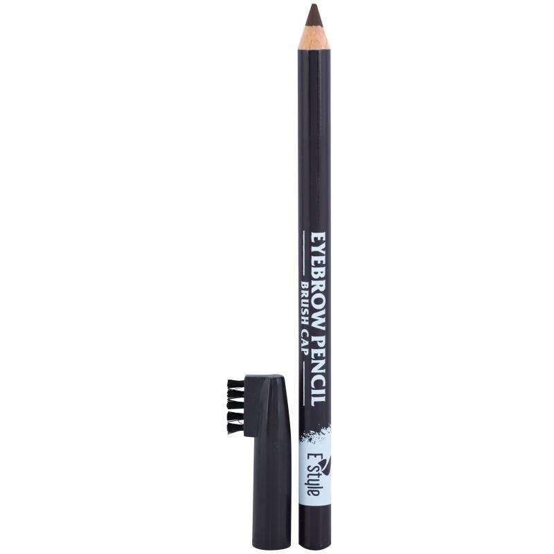 e style eyebrow pencil crayon pour sourcils. Black Bedroom Furniture Sets. Home Design Ideas