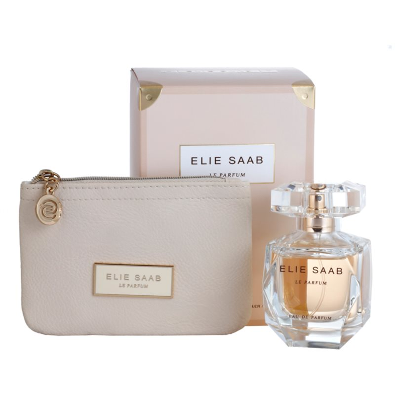 elie saab le parfum coffret cadeau ii. Black Bedroom Furniture Sets. Home Design Ideas