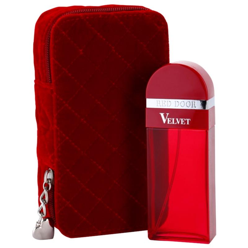 elizabeth arden red door velvet parfumovan225 voda pre ženy