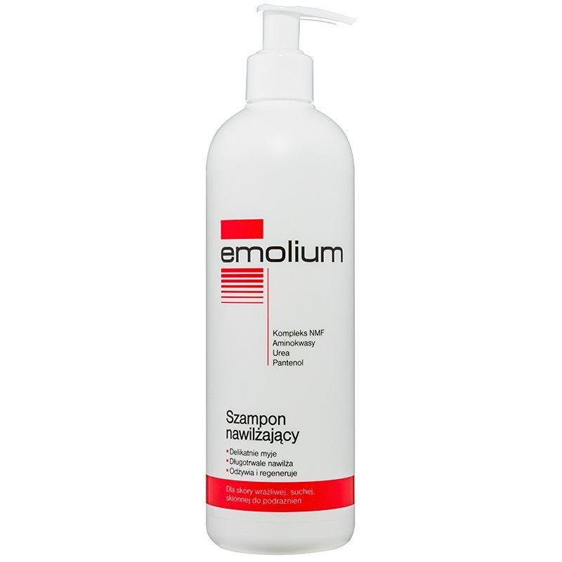 emolium hair care hydratisierendes shampoo f r trockene und empfindliche kopfhaut. Black Bedroom Furniture Sets. Home Design Ideas