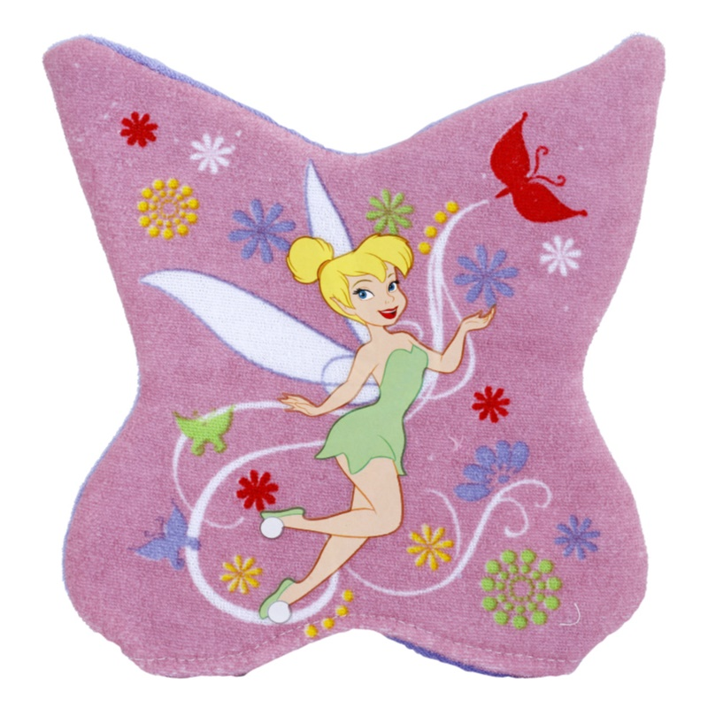 ep line disney fairies gant de toilette pour enfant. Black Bedroom Furniture Sets. Home Design Ideas