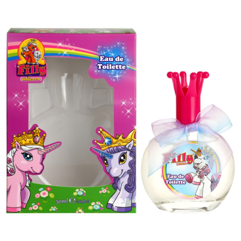 ep line filly unicorn eau de toilette pour enfant 50 ml. Black Bedroom Furniture Sets. Home Design Ideas