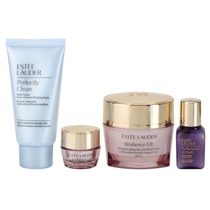 how to use estee lauder resilience lift night