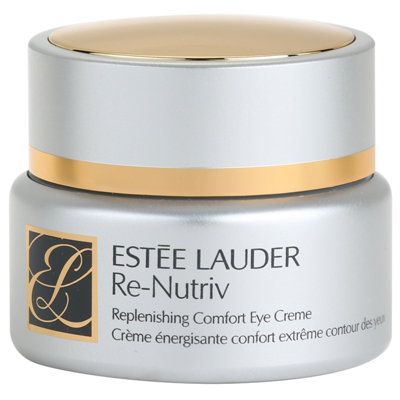 estee lauder re nutriv replenishing comfort cr me hydratante yeux anti rides anti poches et. Black Bedroom Furniture Sets. Home Design Ideas