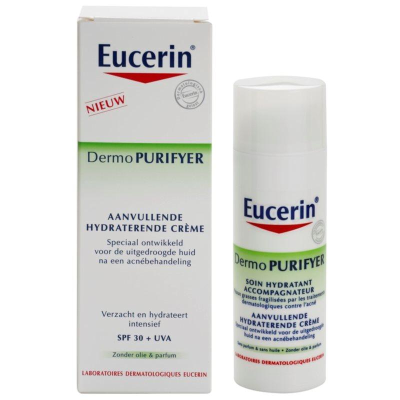 Eucerin DermoPURIFYER komplementarna hidrantna krema