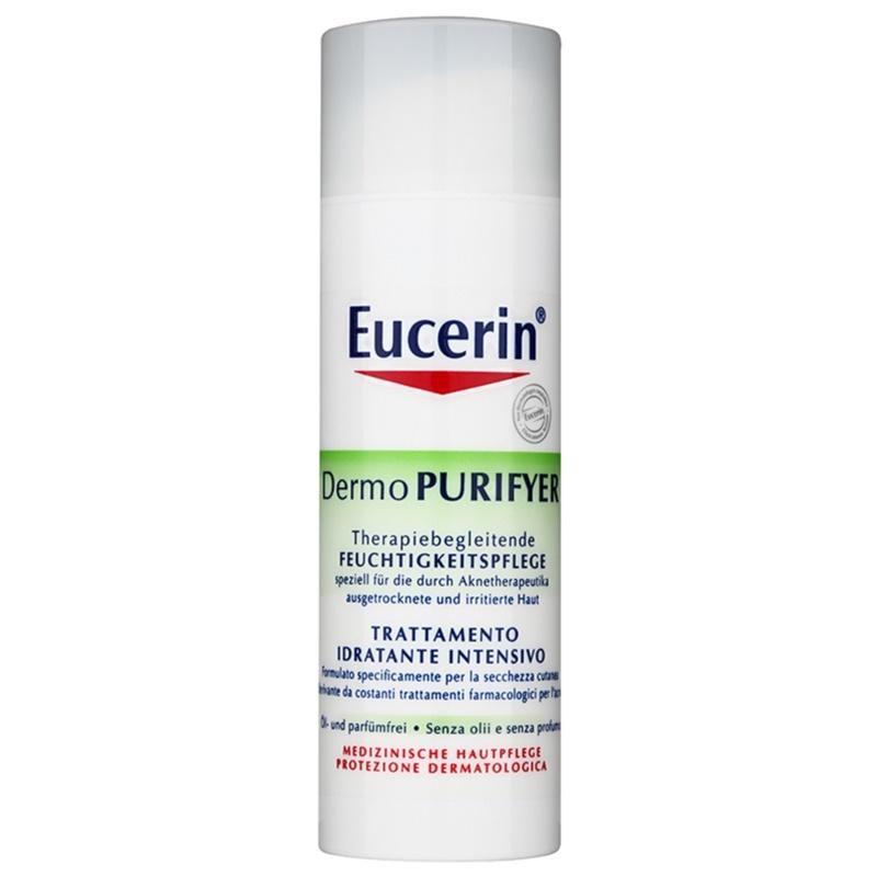 eucerin dermo purifyer cr me de jour hydratante pour peaux probl mes acn. Black Bedroom Furniture Sets. Home Design Ideas