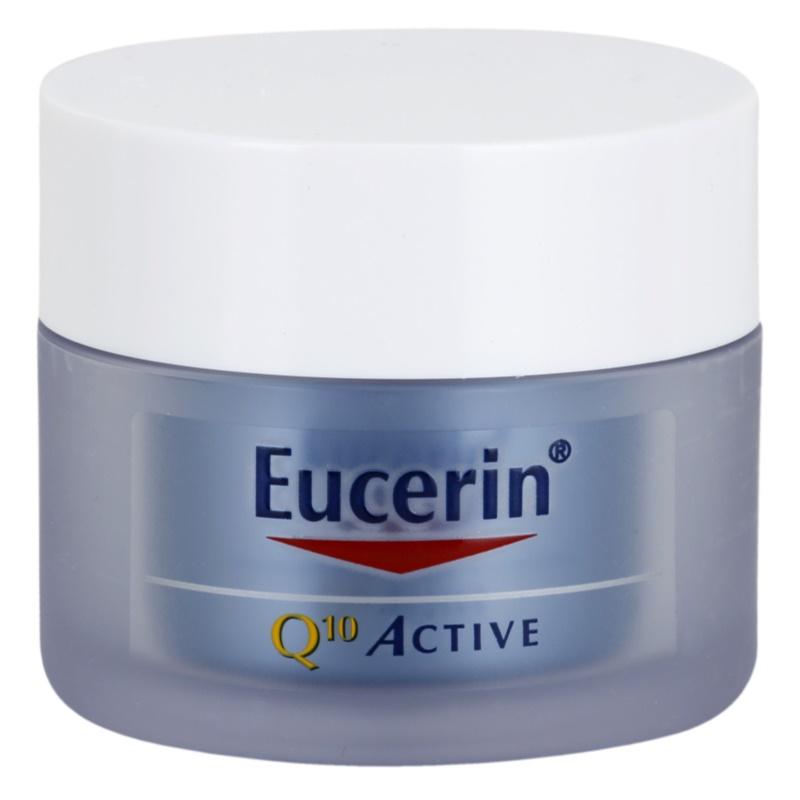EUCERIN Q10 ACTIVE crema regeneradora de noche antiarrugas..