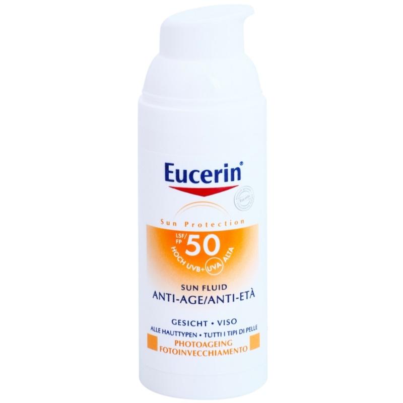 eucerin matificante