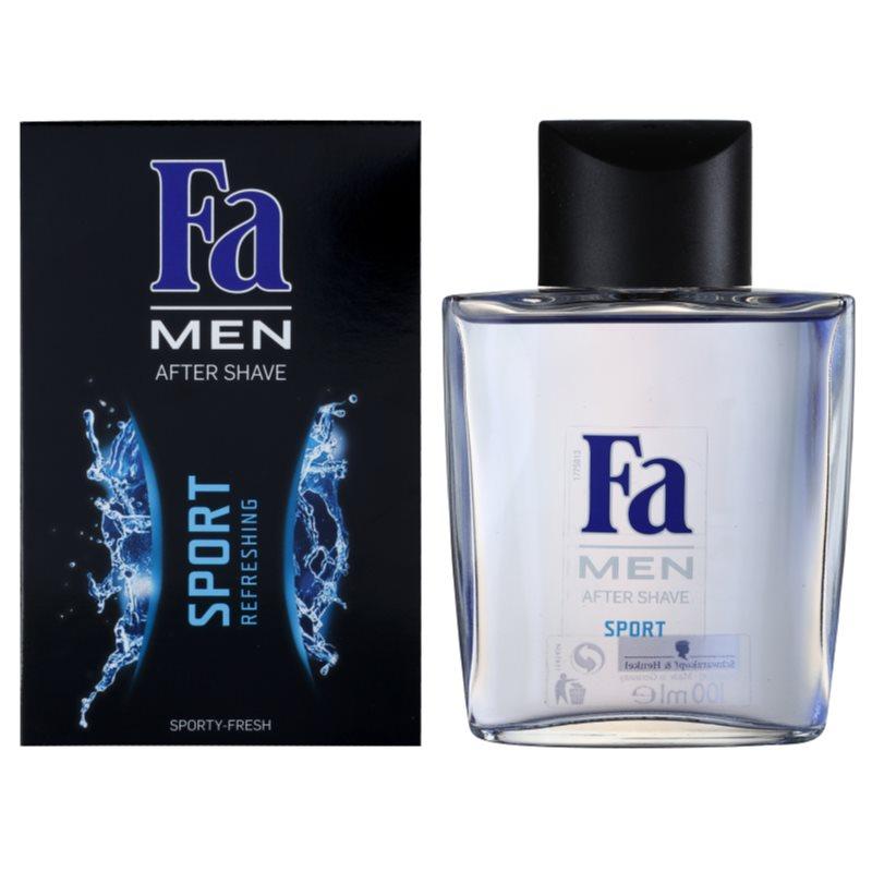 fa men sport refreshing after shave f r herren 100 ml. Black Bedroom Furniture Sets. Home Design Ideas