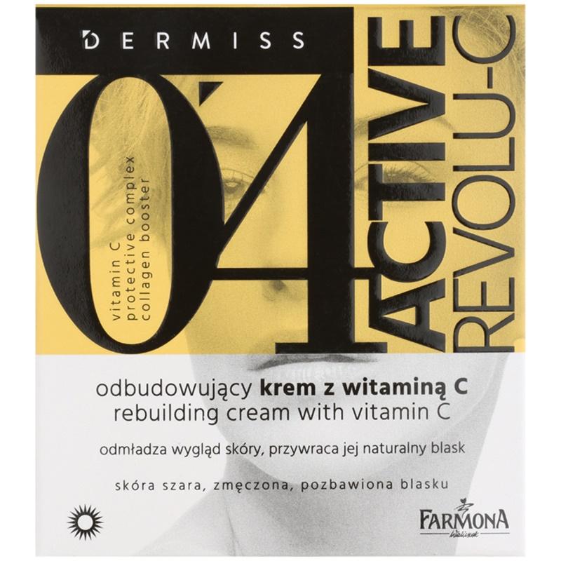 farmona dermiss active revolu c cr me de jour r g n ratrice la vitamine c. Black Bedroom Furniture Sets. Home Design Ideas