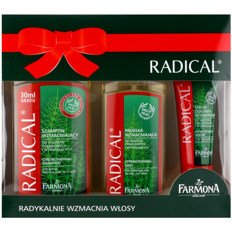 FARMONA RADICAL HAIR LOSS lote cosmético I.  d50b48915f1b