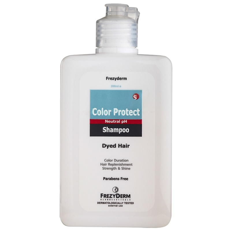 frezyderm color protect shampoo for color protection. Black Bedroom Furniture Sets. Home Design Ideas