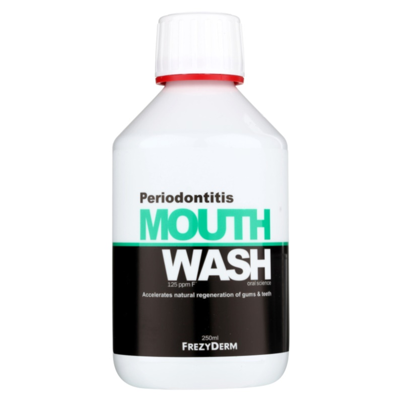 Periodontal mouthwash