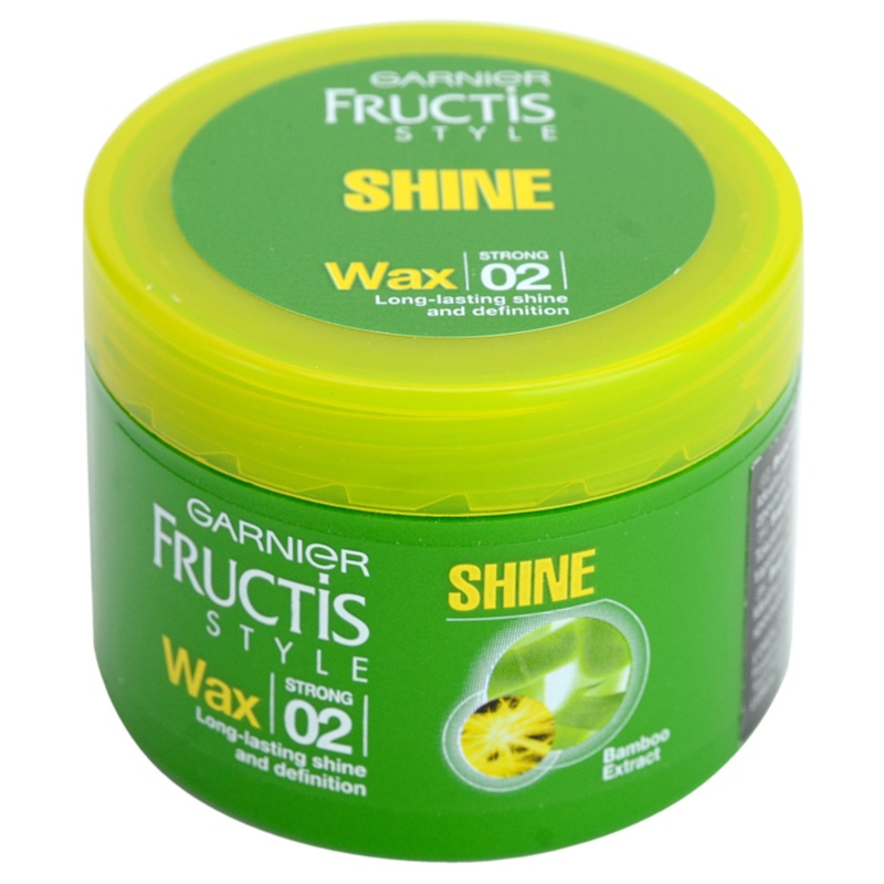 hair wax styling products garnier fructis style shine hair styling wax notino co uk 4869