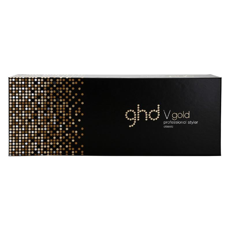 ghd v gold classic gl tteisen f r das haar. Black Bedroom Furniture Sets. Home Design Ideas