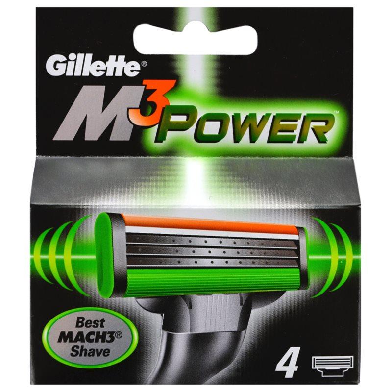 GILLETTE M3 POWER tartalék pengék  b4f077c52d