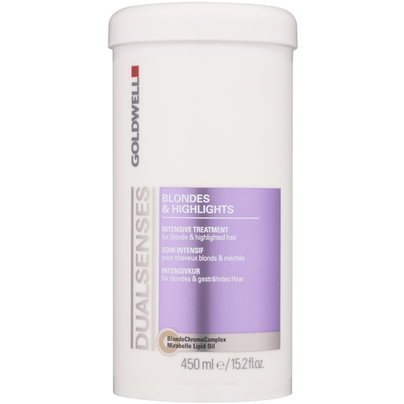 Goldwell Dualsenses Blondes Highlights Intensive Care For Blondes