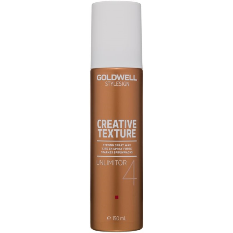 Goldwell Stylesign Creative Texture Hair Styling Wax In