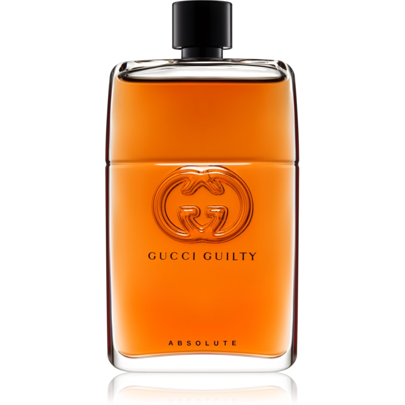 gucci guilty absolute eau de parfum f r herren 150 ml. Black Bedroom Furniture Sets. Home Design Ideas