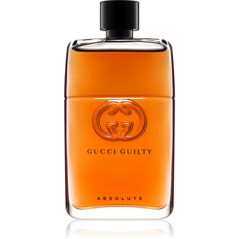 gucci guilty absolute eau de parfum for men 150 ml. Black Bedroom Furniture Sets. Home Design Ideas