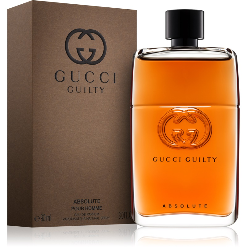 gucci guilty absolute eau de parfum pour homme 150 ml. Black Bedroom Furniture Sets. Home Design Ideas