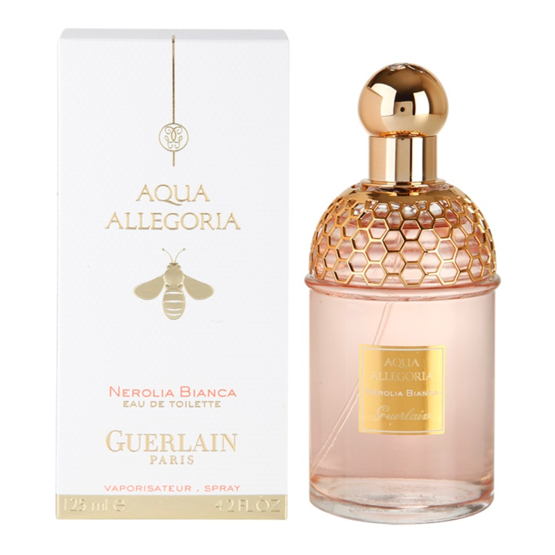 guerlain aqua allegoria nerolia bianca eau de toilette for women 125 ml. Black Bedroom Furniture Sets. Home Design Ideas