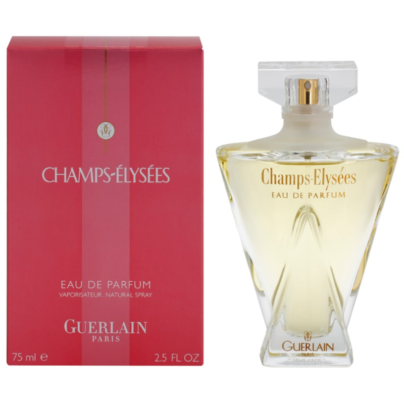 guerlain champs lys es woda perfumowana dla kobiet 75 ml. Black Bedroom Furniture Sets. Home Design Ideas