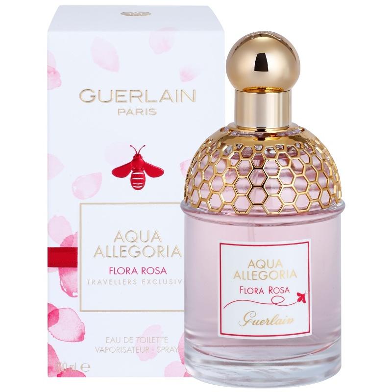 guerlain aqua allegoria flora rosa woda toaletowa dla kobiet 100 ml. Black Bedroom Furniture Sets. Home Design Ideas