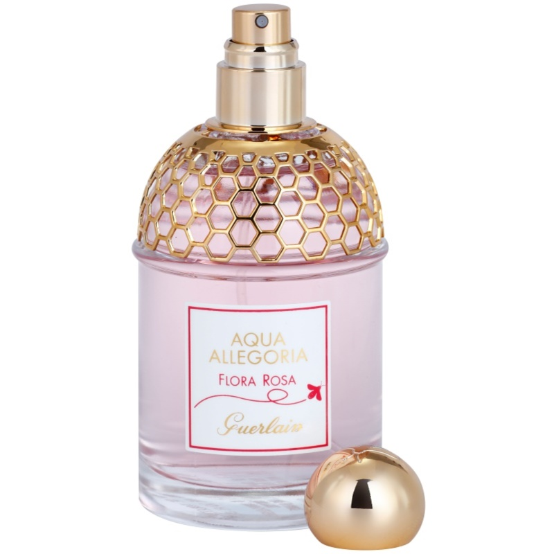 guerlain aqua allegoria flora rosa woda toaletowa dla kobiet 100 ml. Black Bedroom Furniture Sets. Home Design Ideas