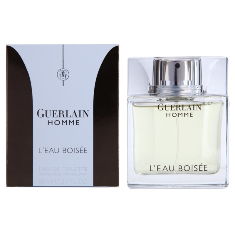 guerlain homme l eau bois e eau de toilette for men 80 ml. Black Bedroom Furniture Sets. Home Design Ideas