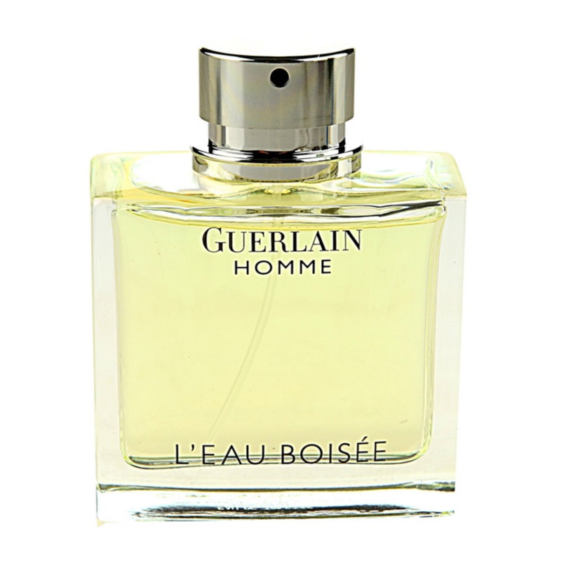 guerlain homme l 39 eau bois e eau de toilette teszter f rfiaknak 80 ml. Black Bedroom Furniture Sets. Home Design Ideas